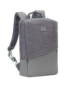 """Rivacase 7960 laukku kannettavalle tietokoneelle 39,6 cm (15.6"""") Reppukotelo Harmaa Rivacase 4260403573303 - 1"""