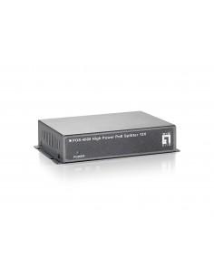 LevelOne POS-4000 verkkohaaroitin Harmaa Power over Ethernet -tuki Level One 0552016 - 1