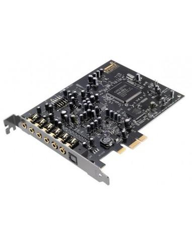 Creative Labs Sound Blaster Audigy Rx Sisäinen 7.1 kanavaa PCI-E Creative 70SB155000001 - 1