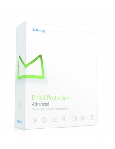 Sophos Email Protection - Advanced, RNW, 2000-4999u, 24m Uusiminen Sophos MPAL2CTAA - 1