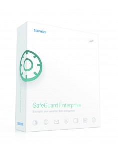 Sophos SafeGuard Enterprise BitLocker, RNW, 5-9u, 12m USC Uusiminen Sophos NBCD1CNAA - 1
