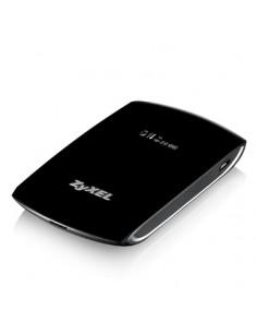Zyxel WAH7706 v2 langaton reititin Kaksitaajuus (2,4 GHz/5 GHz) 3G 4G Musta Zyxel WAH7706-EU01V2F - 1
