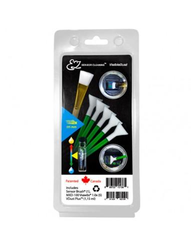 VisibleDust EZ Plus Kit Laitteiden puhdistuspakkaus Digitaalikamera 1,15 ml Visible Dust 12300372 - 1