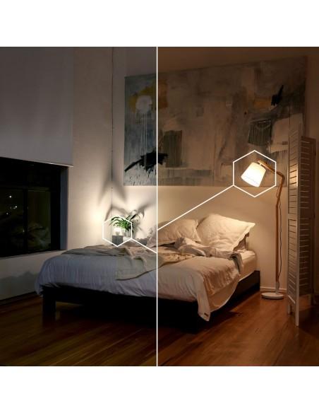 LIFX HB4L3A19MC08E27 LED-lamppu E27 Lifx HB4L3A19MC08E27 - 3