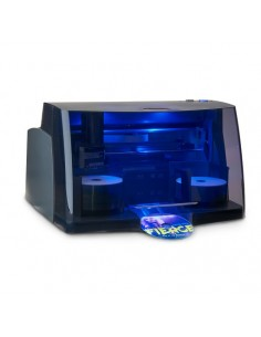 PRIMERA Bravo 4201 CD-/DVD-levyjen monistuslaite 100 levyt USB 3.2 Gen 1 (3.1 1) Musta Primera Technology 063553 - 1
