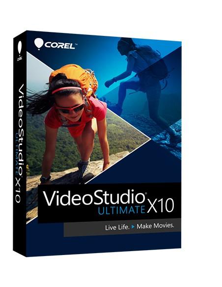 Corel VideoStudio Ultimate X10 Corel VSPRX10ULMLMBEU - 1