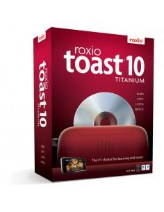 Roxio Toast 10 Titanium Roxio VLPT10THB - 1