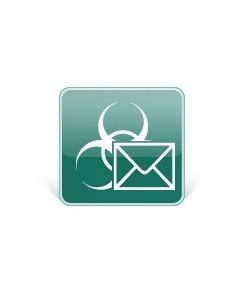 Kaspersky Lab Anti-Spam for Linux, 15-19u, 1Y, EDU Oppilaitoslisenssi (EDU) 1 vuosi/vuosia Kaspersky KL4713XAMFE - 1