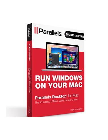Parallels Desktop f/ Mac Business Edition Parallels PDBIZ-SUB-S03-1Y - 1