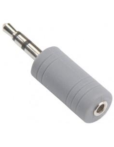 Bandridge BAP442 kaapeli liitäntä / adapteri 3.5mm M stereo 2.5mm F Harmaa Bandridge BAP442 - 1