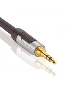 Profigold PROA3301 1.0 m audiokaapeli 1 3.5mm Musta Profigold PROA3301 - 1