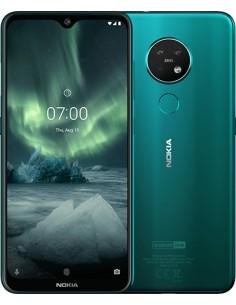 "Nokia 7.2 16 cm (6.3"") 4 GB 64 Kaksois-SIM Vihreä 3500 mAh Nokia 6830AA002185 - 1"