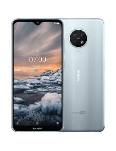 "Nokia 7.2 16 cm (6.3"") 4 GB 64 Kaksois-SIM 4G USB Type-C Harmaa Android 9.0 3500 mAh Nokia 6830AA002823 - 1"
