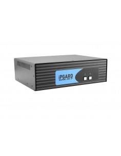 Smart-AVI SUHN-2D-P KVM-kytkin Musta Black Box SS2P-DH-HDMI-UCAC - 1