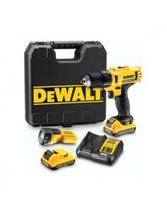 DeWALT DCD710D2F 1500 RPM Keyless 1.1 kg Black, Yellow Dewalt DCD710D2F-QW - 1