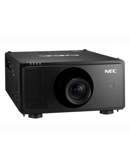NEC PX2000UL dataprojektori Pöytäprojektori 20000 ANSI lumenia DLP WUXGA (1920x1200) Musta Nec 60004511 - 2