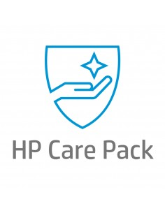HP 1 year post warranty NBD + DMR CLJ Managed M553 MFP HW Support Hp U8HS5PE - 1
