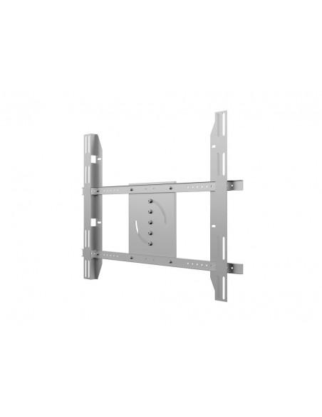 Multibrackets M Public Display Stand Single Screen Mount Silver Multibrackets 7350022736986 - 3