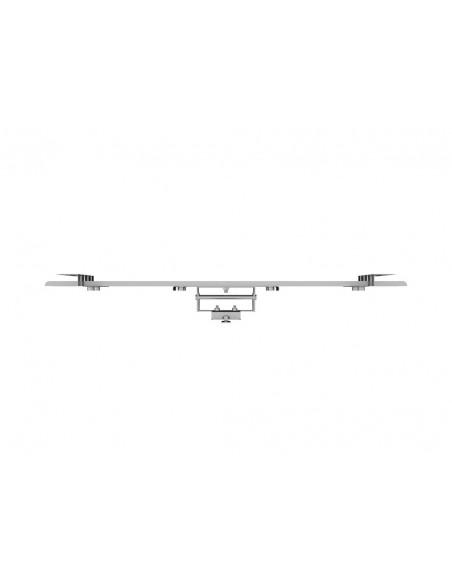 Multibrackets M Public Display Stand Single Screen Mount Silver Multibrackets 7350022736986 - 5