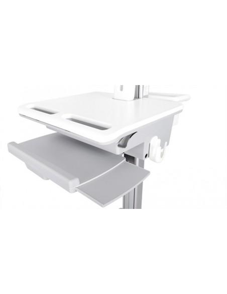 Multibrackets M Universal Workstation Cart DT Multibrackets 7350073730773 - 4
