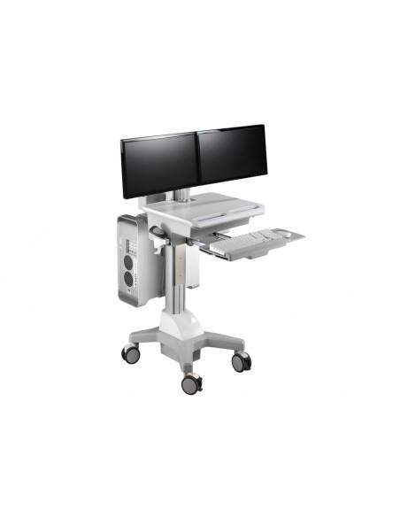 Multibrackets M Workstation Dual Arm DT Multibrackets 7350073734665 - 5