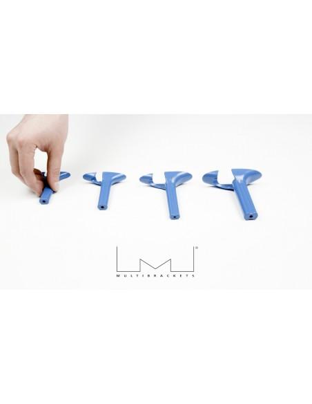 Multibrackets 4689 johtopihdit Kytkentätyökalu Sininen Multibrackets 7350073734689 - 4