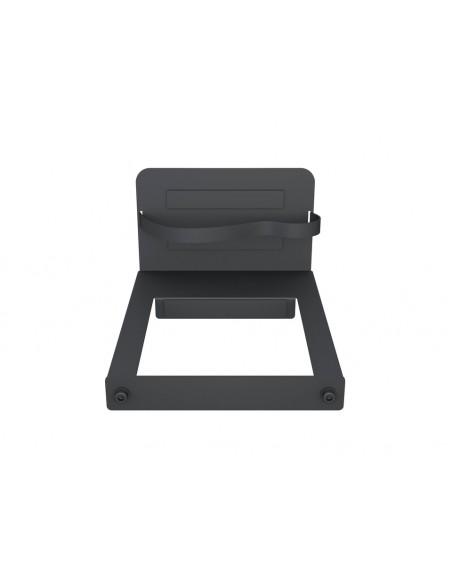 Multibrackets Side Shelf Mediaholder Motorized Public Floorstands 160kg Multibrackets 7350073734887 - 5