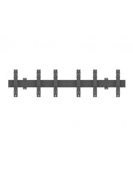 """Multibrackets 5037 fäste för skyltningsskärm 139.7 cm (55"""") Svart Multibrackets 7350073735037 - 2"""
