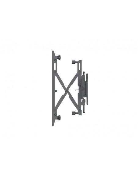 """Multibrackets 5037 kyltin näyttökiinnike 139.7 cm (55"""") Musta Multibrackets 7350073735037 - 5"""