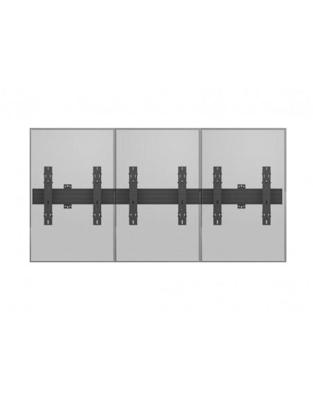 """Multibrackets 5037 kyltin näyttökiinnike 139.7 cm (55"""") Musta Multibrackets 7350073735037 - 13"""