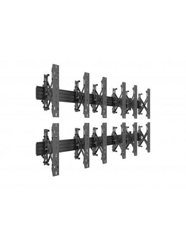 """Multibrackets 5044 fäste för skyltningsskärm 139.7 cm (55"""") Svart Multibrackets 7350073735044 - 1"""