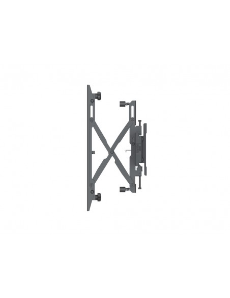 Multibrackets M Wallmount Pro MBW3x3UP Push In Pop Out Black Multibrackets 7350073735051 - 5