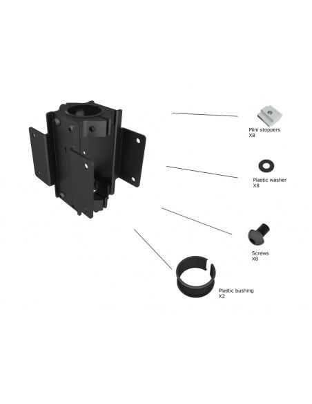 Multibrackets M Pro Series - Dual Pole Clamp Multibrackets 7350073735068 - 2