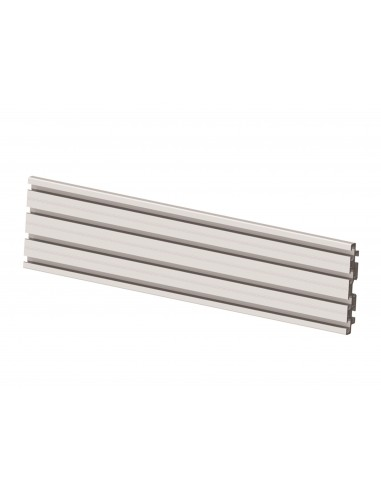 Multibrackets M Pro Series - Single Screen Rail 48cm Silver Multibrackets 7350073735099 - 1