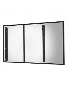 """Peerless EWL-OH75F signage display mount 190.5 cm (75"""") Black Peerless EWL-OH75F - 1"""