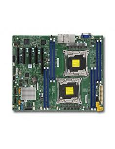 Supermicro X10DRL-LN4 palvelimen/työaseman emolevy Intel® C612 LGA 2011 (Socket R) ATX Supermicro MBD-X10DRL-LN4-O - 1
