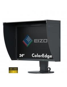 "EIZO ColorEdge CG248-4K LED display 60.5 cm (23.8"") 3840 x 2160 pixlar 4K Ultra HD Svart Eizo CG248-BK - 1"