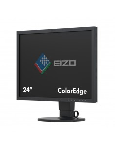 "EIZO ColorEdge CS2420 platta pc-skärmar 61.2 cm (24.1"") 1920 x 1200 pixlar WUXGA Svart Eizo CS2420-BK - 1"