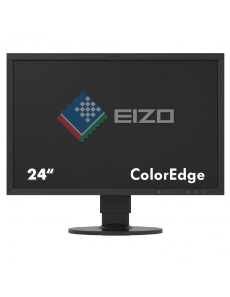 """EIZO ColorEdge CS2420 tietokoneen litteä näyttö 61.2 cm (24.1"""") 1920 x 1200 pikseliä WUXGA Musta Eizo CS2420-BK - 2"""