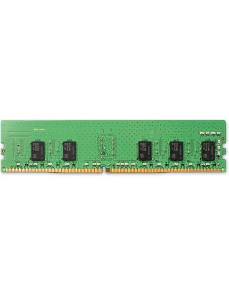 HP 8GB DDR4 2666MHz muistimoduuli 1 x 8 GB ECC Hp 1XD84AA - 1