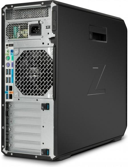 HP Z4 G4 W-2123 Mini Tower Intel® Xeon W 32 GB DDR4-SDRAM 2256 HDD+SSD Windows 10 Pro Arbetsstation Svart Hp 3MB65EA#UUW - 4