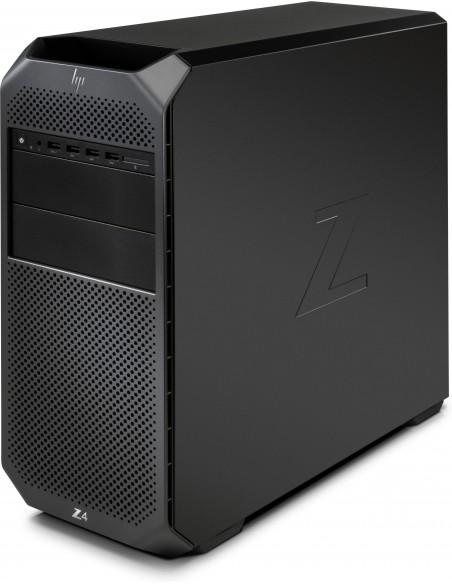 HP Z4 G4 W-2125 Mini Tower Intel® Xeon W 32 GB DDR4-SDRAM 2256 HDD+SSD Windows 10 Pro Arbetsstation Svart Hp 3MB68EA#UUW - 2