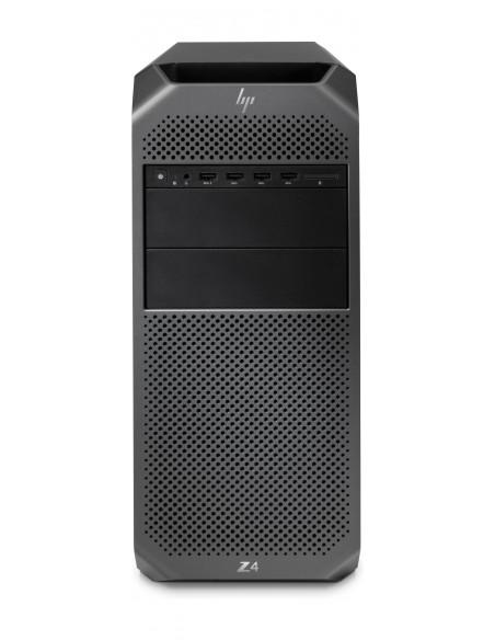 HP Z4 G4 W-2125 Mini Tower Intel® Xeon W 32 GB DDR4-SDRAM 2256 HDD+SSD Windows 10 Pro Arbetsstation Svart Hp 3MB68EA#UUW - 7