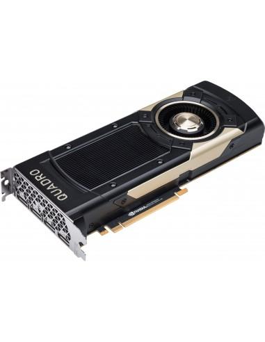 HP 3ME26AA graphics card NVIDIA Quadro GV100 32 GB High Bandwidth Memory 2 (HBM2) Hp 3ME26AA - 1