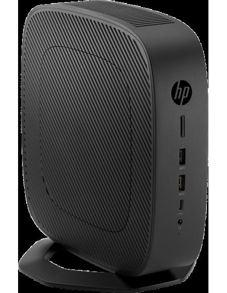 HP t740 3.25 GHz V1756B Windows 10 IoT Enterprise 1.33 kg Black Hp 6TV72EA#AK8 - 2