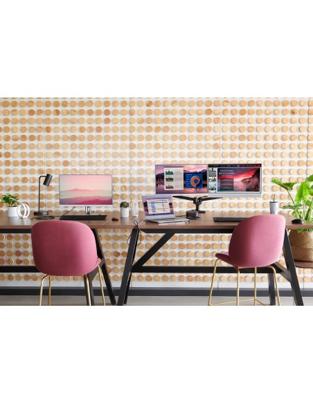HP Hot Desk 2nd Monitor Arm Hp W3Z74AA - 2