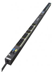 Eaton EMAB22 tehonjakeluyksikkö 24 AC-pistorasia(a) 0U Musta Eaton EMAB22 - 1