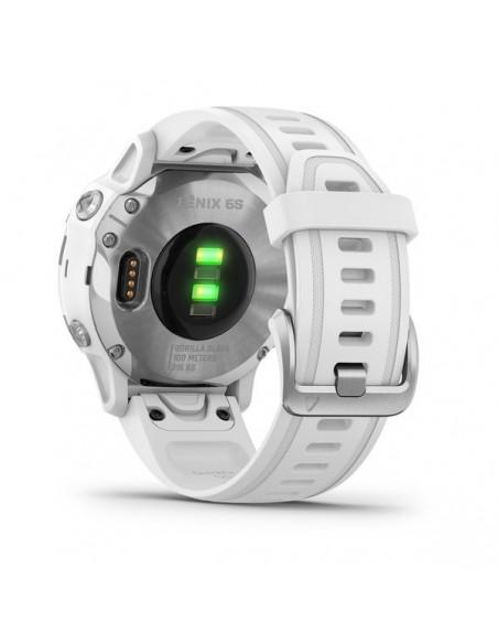 "Garmin fēnix 6S 3.05 cm (1.2"") 42 mm Svart, Vit GPS Garmin 010-02159-00 - 9"