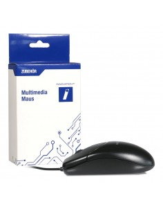 Innovation IT MOU-964 mouse Ambidextrous USB Type-A Laser Innovation It MOU-964 - 1
