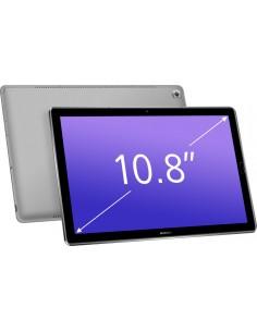 "Huawei MediaPad M5 10 4G LTE 64 GB 27.4 cm (10.8"") Hisilicon Kirin 4 Wi-Fi 5 (802.11ac) Android 8.0 Grå Huawei 53010BES - 1"